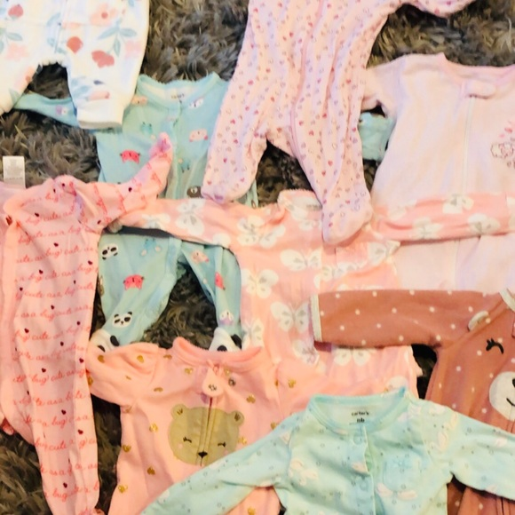 Carter's Other - Newborn girl clothes